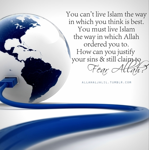 Quote about Islam