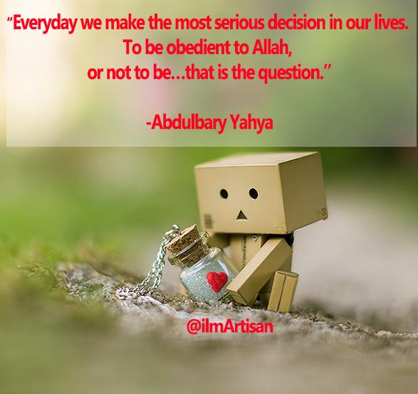 Abdulbary Yahya quote