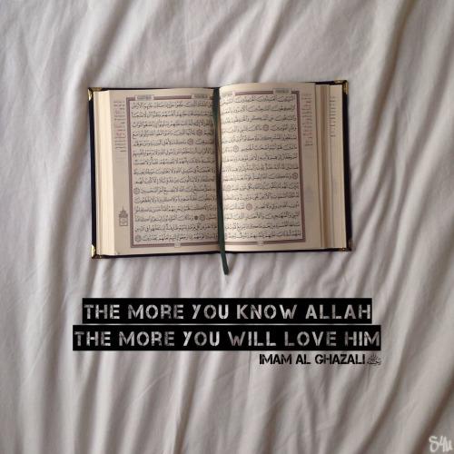 Imam Al Ghazali RA Quote