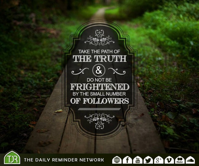 Path of Truth...
