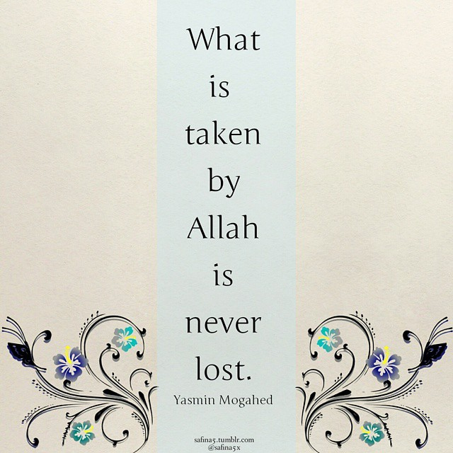 Yasmin Mogahed Quote