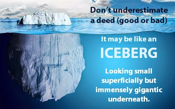Don't underestimate a deed