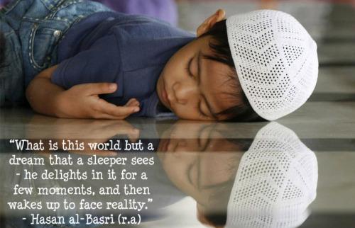 Hasan al-Basri (r.a) Quote