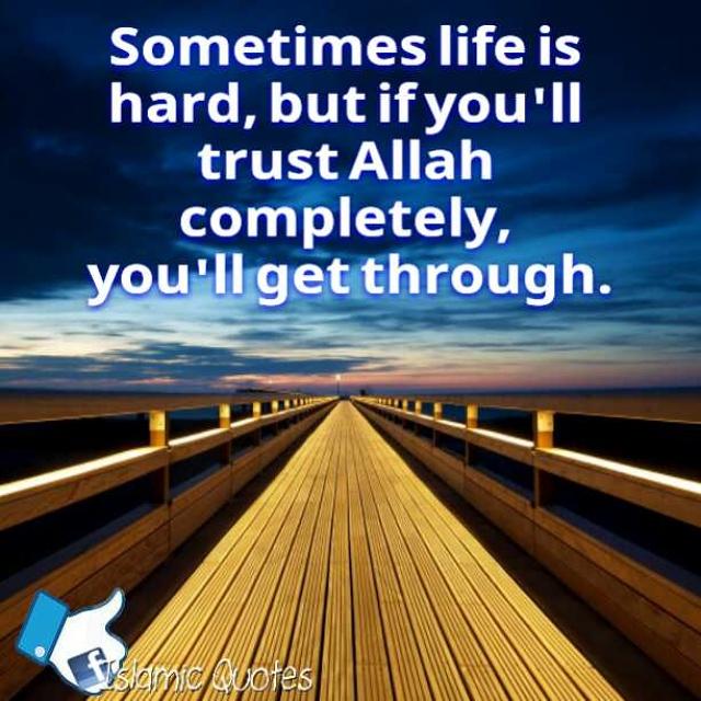 Inspiring Islamic Quote