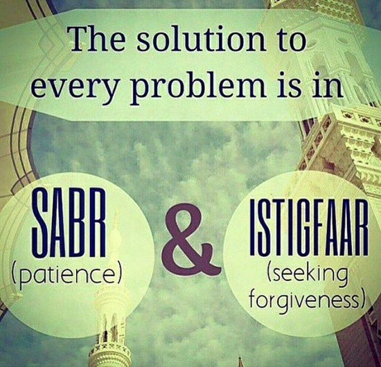 Solution to every problem