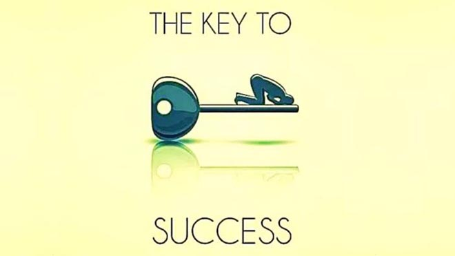 Key to success is Namaz