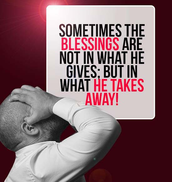 Quote on Blessings