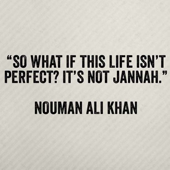 Nouman Ali Khan Quote