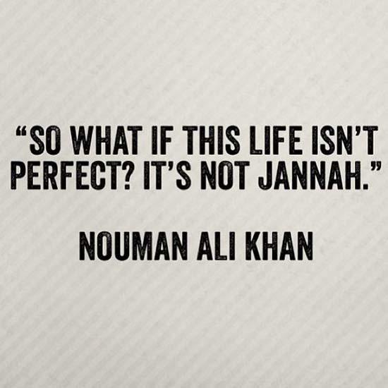Nouman Ali Khan Quote