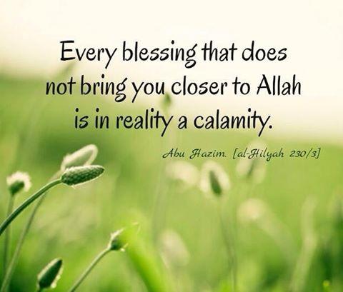 Abu Hazim Quote
