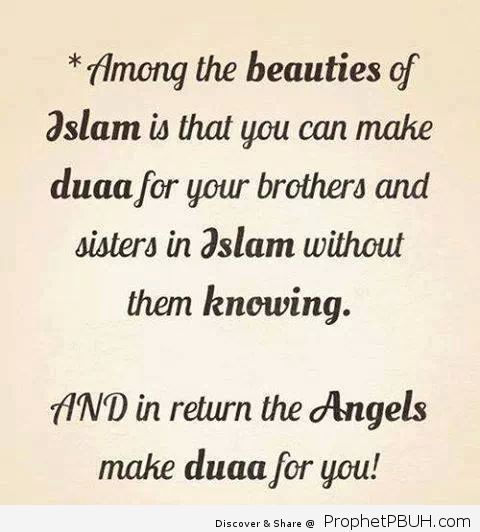 Beauty of Islam