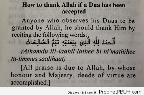 Pinterest _ @alliieebabee _ _ A prayer for thanking Allah when a dua has been accepted