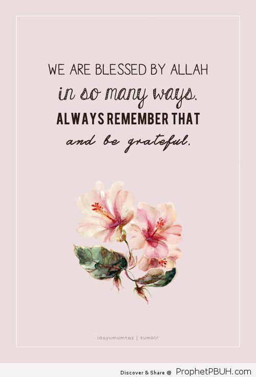 Thank you Allah _3