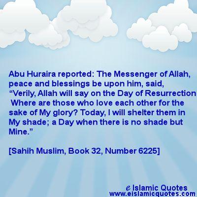 Islamic quote on love Muslim 32:6225