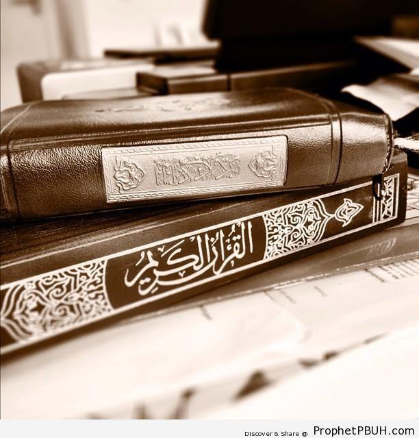 Good Reads - Mushaf Photos (Books of Quran)