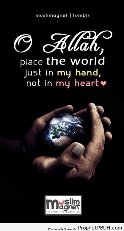 In My Hand, Not in My Heart (Dua-) - Dua