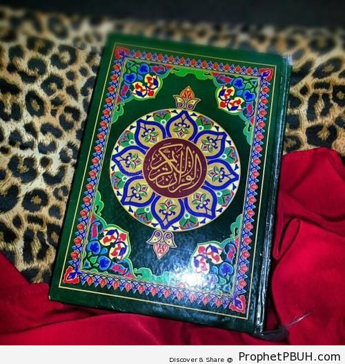 Pretty Book of Quran - Mushaf Photos (Books of Quran)
