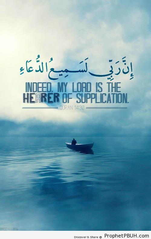 Prophet Ibrahim Quote - Islamic Quotes
