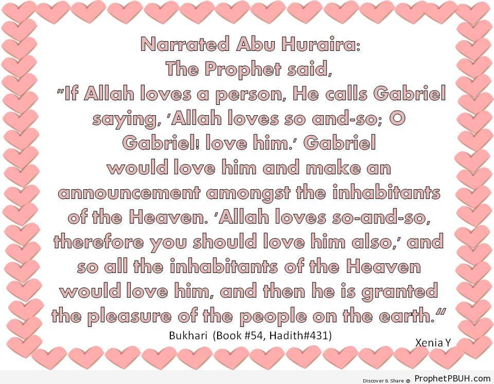 Prophet Muhammad SAW Sayings (4)