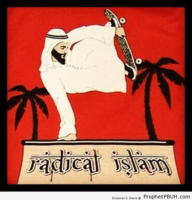 Radical Islam - Drawings