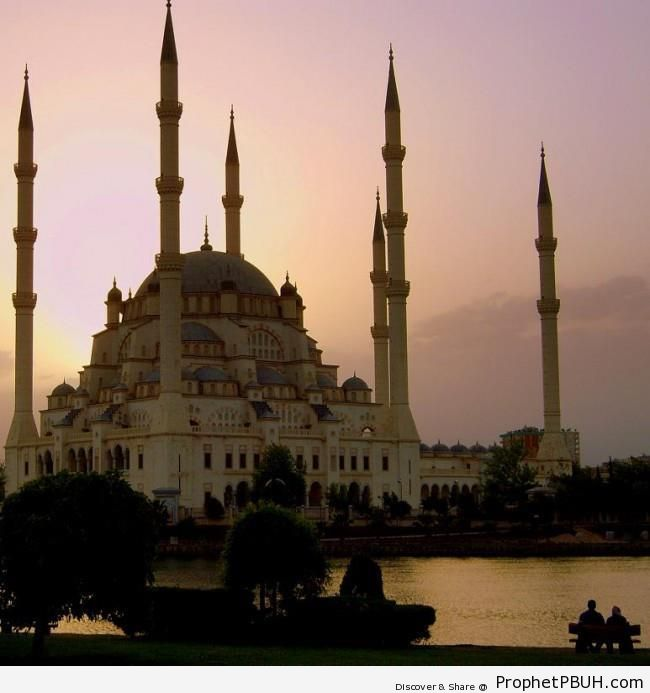 Sabancı Merkez Camii (Sabancı Central Mosque) in Adana, Turkey - Adana, Turkey -004