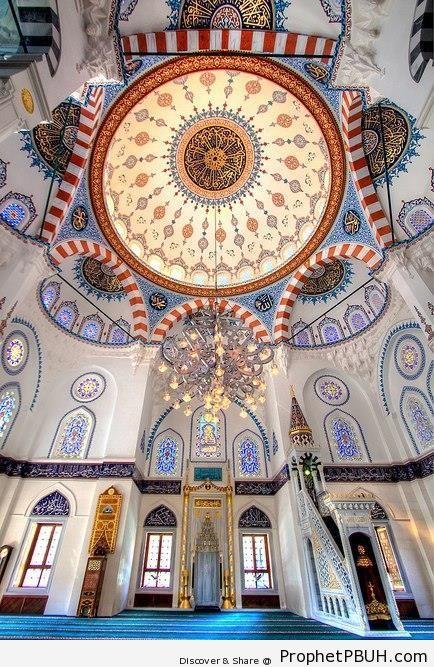 Tokyo Camii (Mosque of Tokyo) in Shibuya, Tokyo, Japan - Islamic Architecture