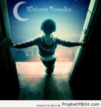 Welcome Ramadan - Islamic Quotes About the Month of Ramadan