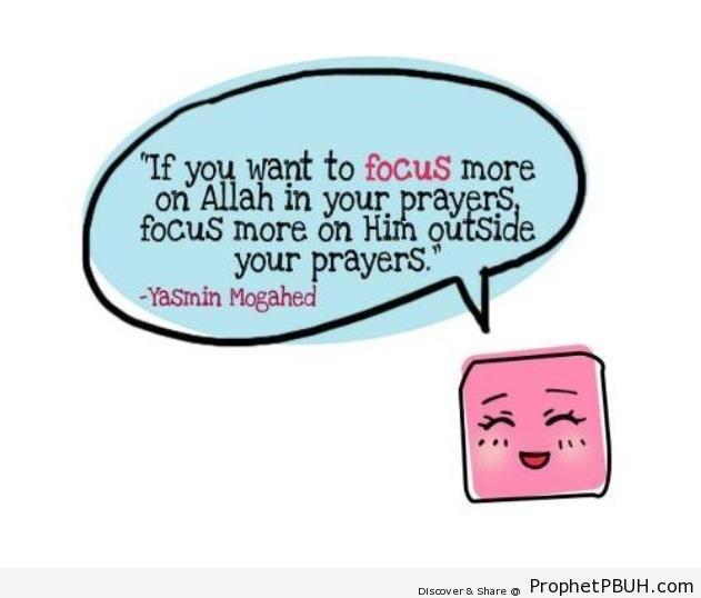 Yasmin Mogahed on Salah - Islamic Quotes