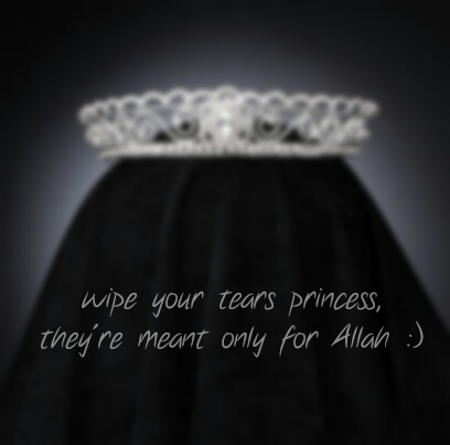 islam, love, hijab, tears, muslimah, cry, patience, quote, quran, islamic quote, tear, muslim, allah, faith, princess