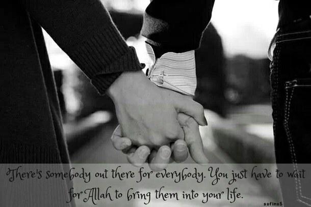 love, islamic quote, muslim, allah, marriage, life, muslimah, islam, safina5, quran, heart