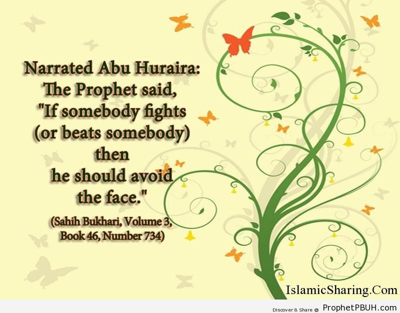sahih bukhari volume 3 book 46 number 734