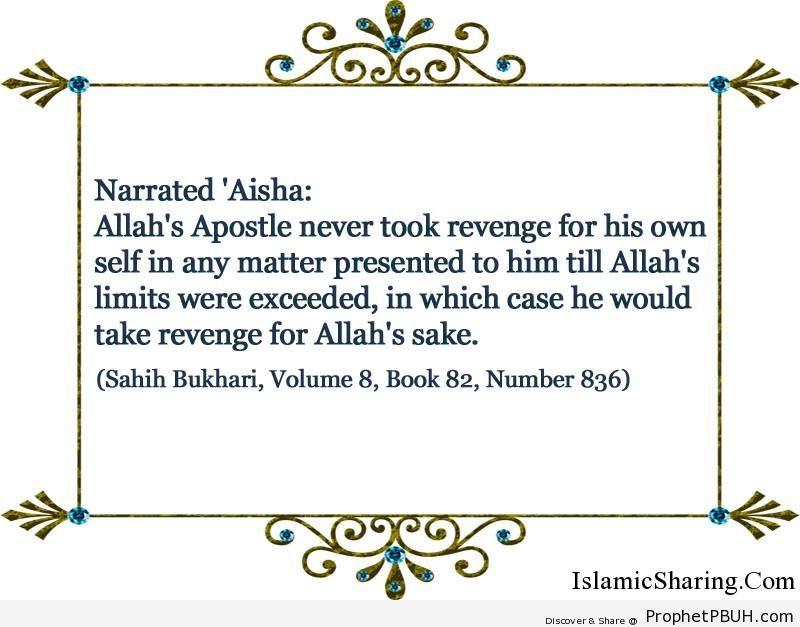 sahih bukhari volume 8 book 82 number 836