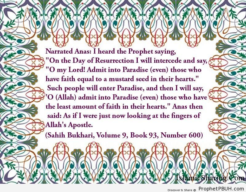 sahih bukhari volume 9 book 93 number 600