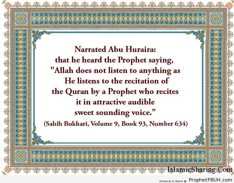 sahih bukhari volume 9 book 93 number 634