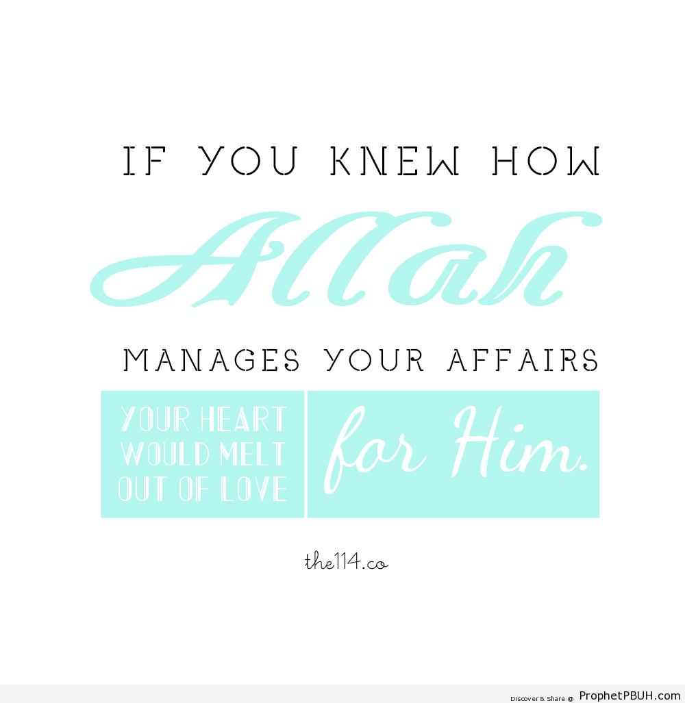 Alhamdulillah Ala Kulli Haal - Islamic Quotes, Hadiths, Duas