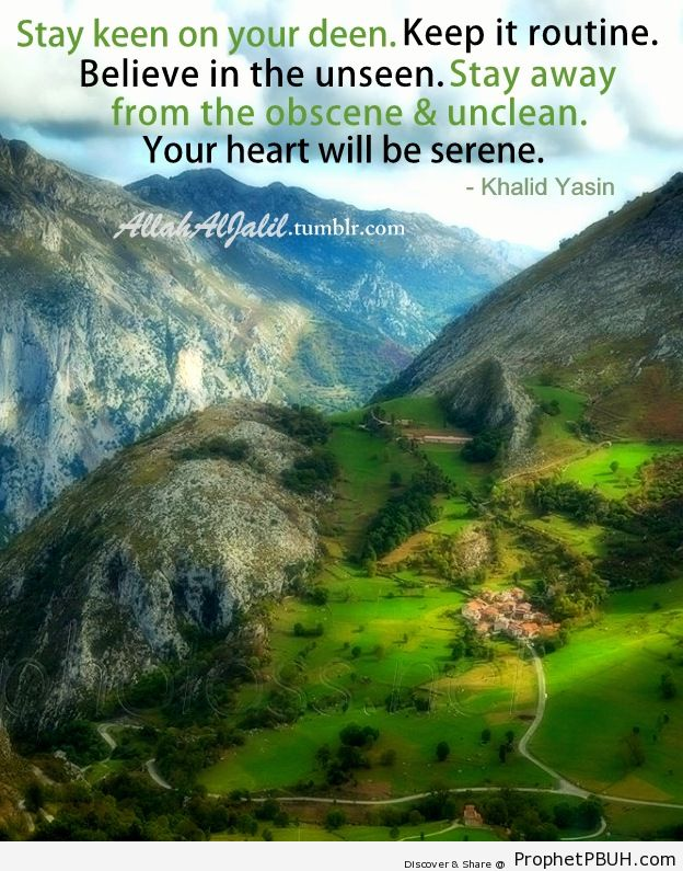Islamic Quotes and Sayings (6)