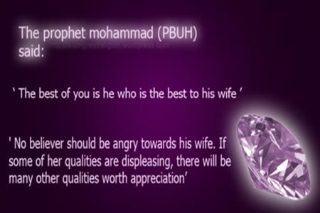 Husband Wife Hadith