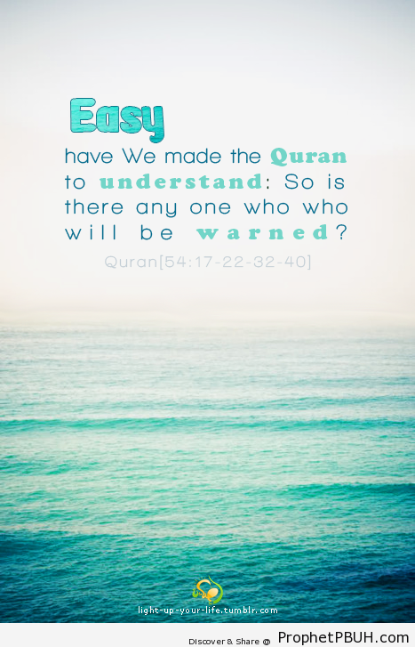 One of the special things... - Islamic Quotes, Hadiths, Duas