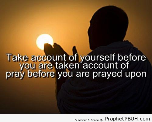 A Muslim pilgrim prays at the top of Mount Noor in Mecca