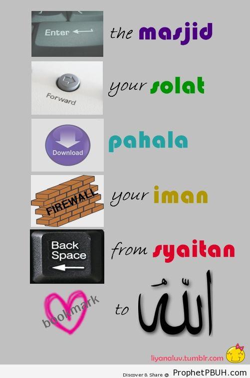 To all Muslim - Islamic Quotes, Hadiths, Duas