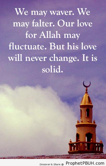 True love. - Islamic Quotes, Hadiths, Duas