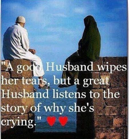 Husband Wife Love In Islam