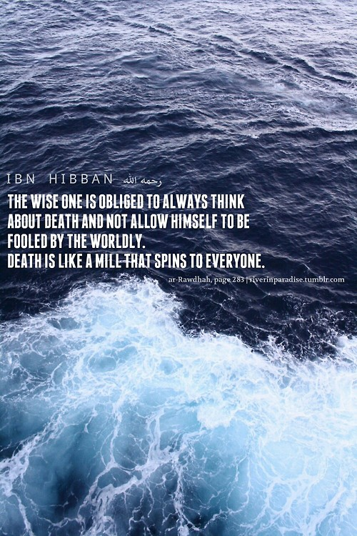 Quote by Ibn Hibban