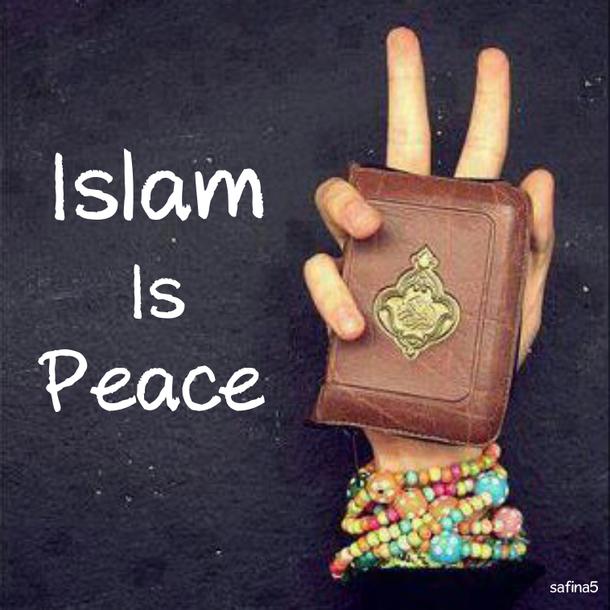 Islam is Peace;;)