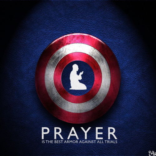 Prayer is the best armor