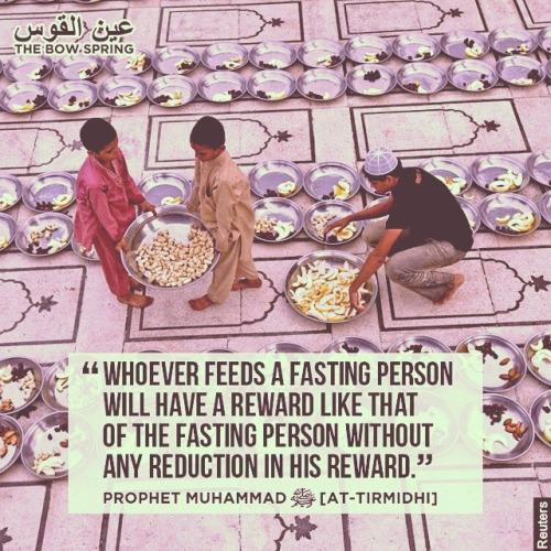 Prophet PBUH Hadith on Fasting