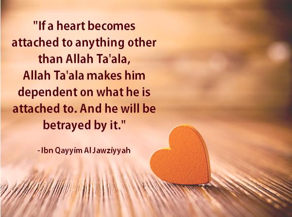 Ibn Qayyim Al Jawziyyah Quote