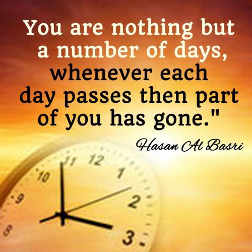 Hasan Al Basri quote