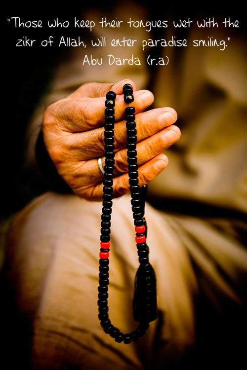 Abu Darda (r.a) beautiful quote