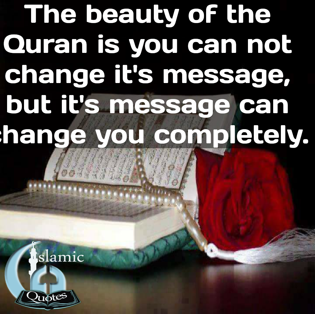 Beauty of the quran
